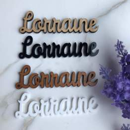 Personalised-Name-Wooden-Acrylic-Table-Place-Name-Place-Setting-Wedding