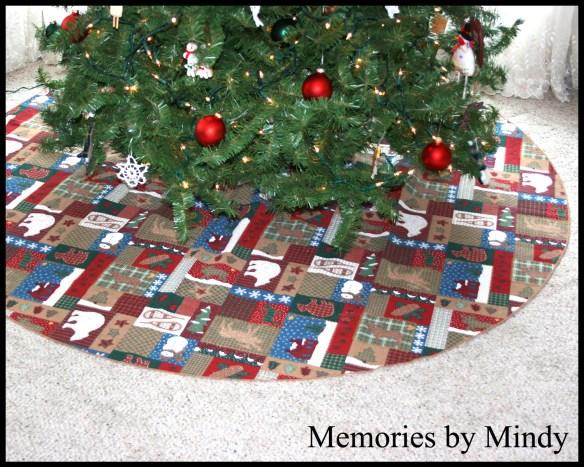 christmas tree skirt 1