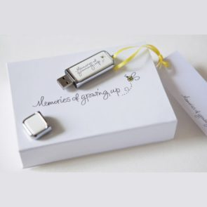 Memories Stick - choose from 2 different sizes