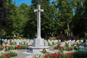 Beechwood - Cross of Sacrifice
