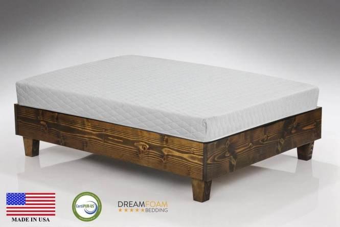 Dreamfoam Valencia Gel Memory Foam Mattress