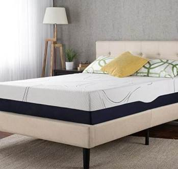 Zinus Memory Foam Mattress Reviews   Memory Foam Doctor Zinus Night Therapy MyGel 13 Inch Memory Foam Mattress Review