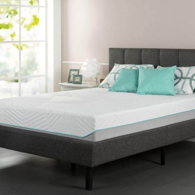 Zinus Sleep Master Icoil Spring Gel Memory Foam Mattress