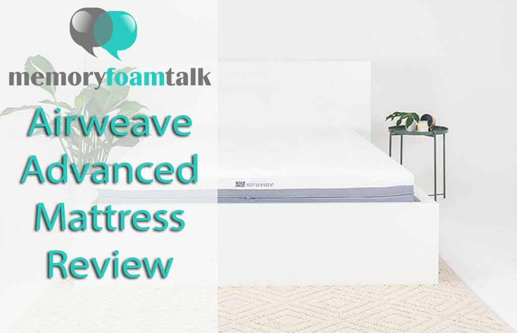airweave advanced mattress review 2021