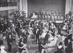"Glenn Miller Orchestra performing ""In the Mood"" as discussed in Memory of a Miner"