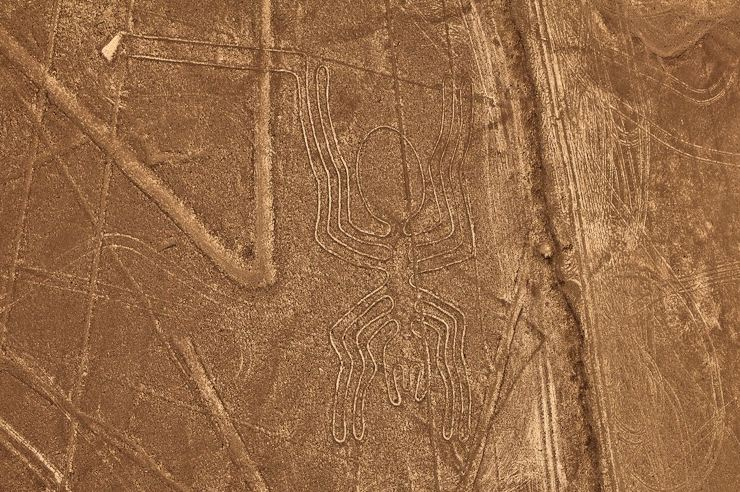 nazca lines 3 spirder memory point your point for great memories