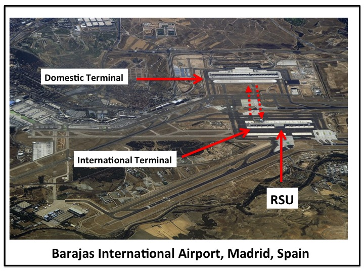 Barajas International Airport