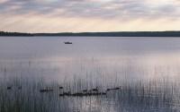 Steamboat Lake in Minnesota