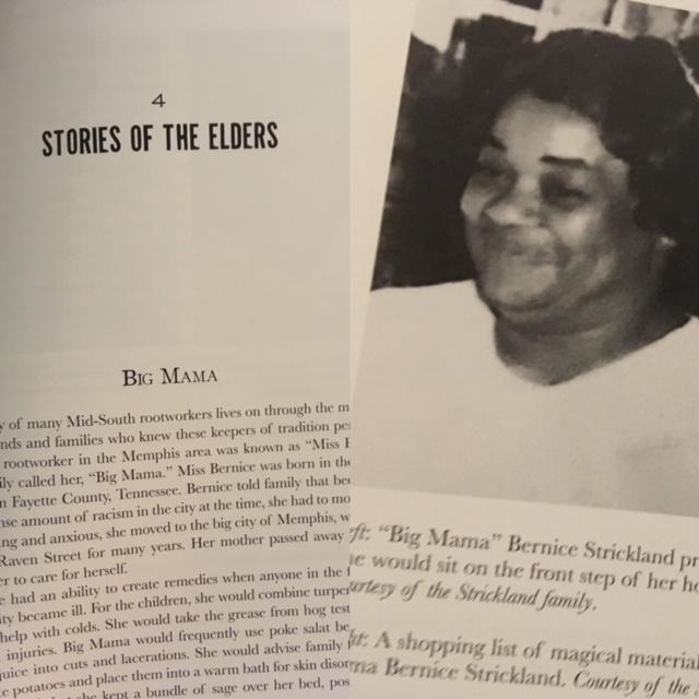 Maternal Grandmother of Lisakay Jones-Bernice Strickland