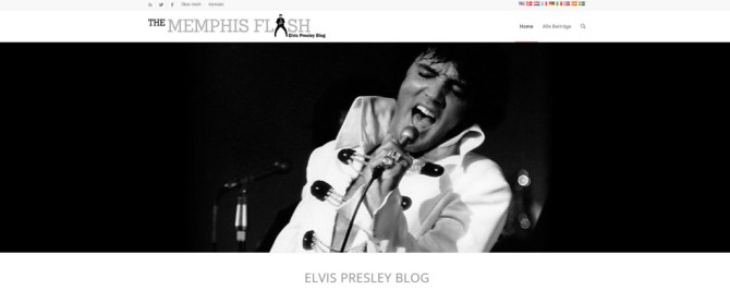 Elvis The Memphis Flash Blog Header Juni2015