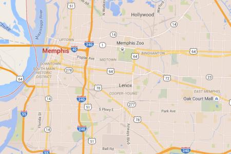 Amazing Google Maps Memphis Photos - Maps Information 2018 ...