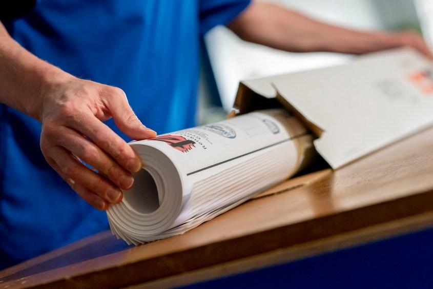 Printing and Quality Checks