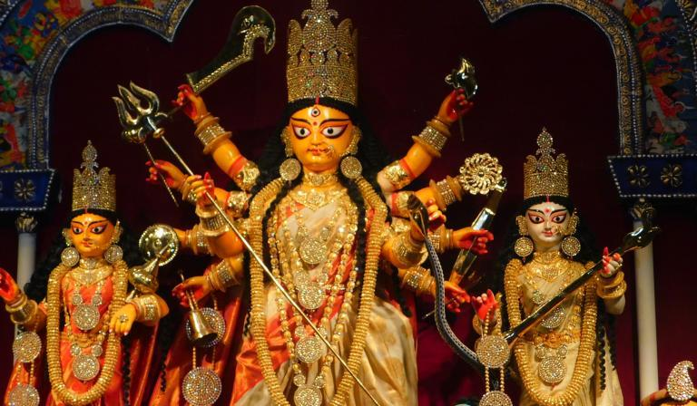 India Prays for Good Health This Durga Ashtami