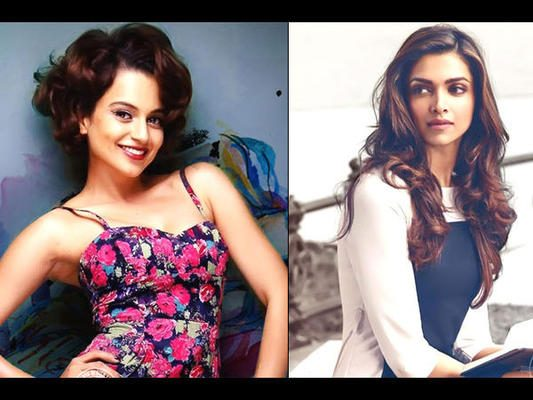 Is There Really A Cold War Between Kangana and Deepika?