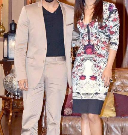 Priyanka And Ram Charan On The Sets Of Comedy Nights With Kapil