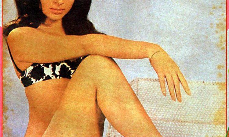 Unseen Photos of Sharmila Tagore – First Bollywood Bikini Babe