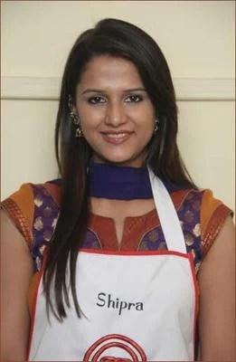 Shipra Khanna is Masterchef 2