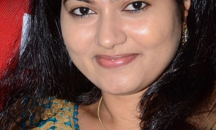 Suhasini Latest Photo Still At Adda Movie Audio Release Function