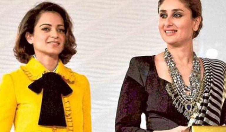 Kangana & Kareena – Mutual Admiration Club!