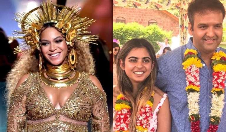 Guess Which International Pop Singer is Performing at Isha Ambani's Sangeet!