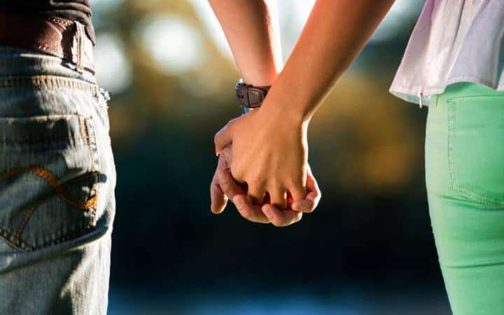 Benefits of Holding Hands With Your Partner