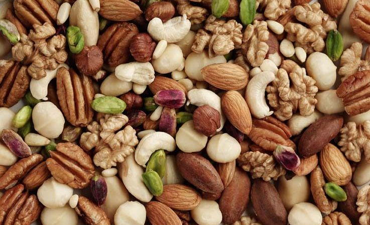 Eating Nuts is Good for Your Health, but Don't Overdo It!