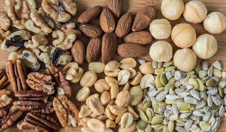 Power Snack – Nuts and Seeds