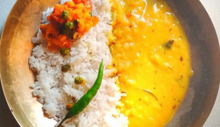 Is Dal-Rice Good for Your Health?