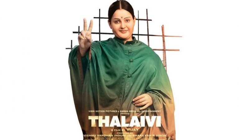 Thalaivi All Set for Release on This Date