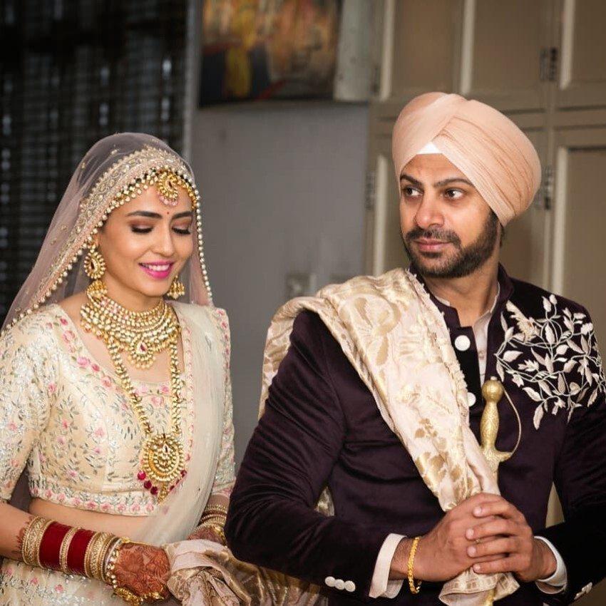 Karan Veer Mehra and Nidhi Seth's Wedding Photos