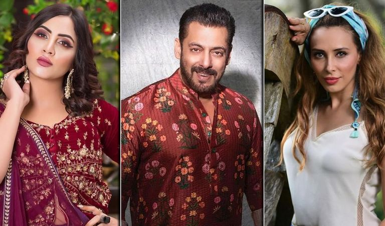 Salman Wants Lulia Vantur to Learn Urdu From Arshi Khan!