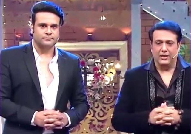 Krushna Abhishek on his turbulent relationship with uncle Govinda