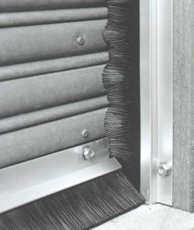 Brush Seal Door Seals Weather Stripping