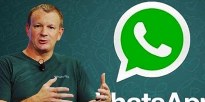 WhatsApp'ın kurucusundan itiraf: Pişmanım - Memurlar.Net