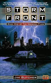 Book 1 Storm Front - The Dresden Files Mystery Series