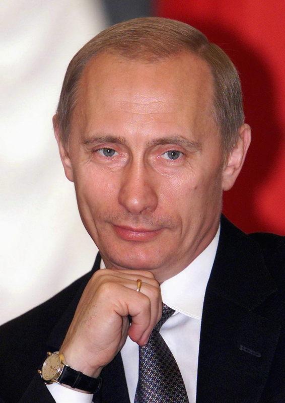 Владимир Путин женится на Алине Кабаевой (ФОТО)