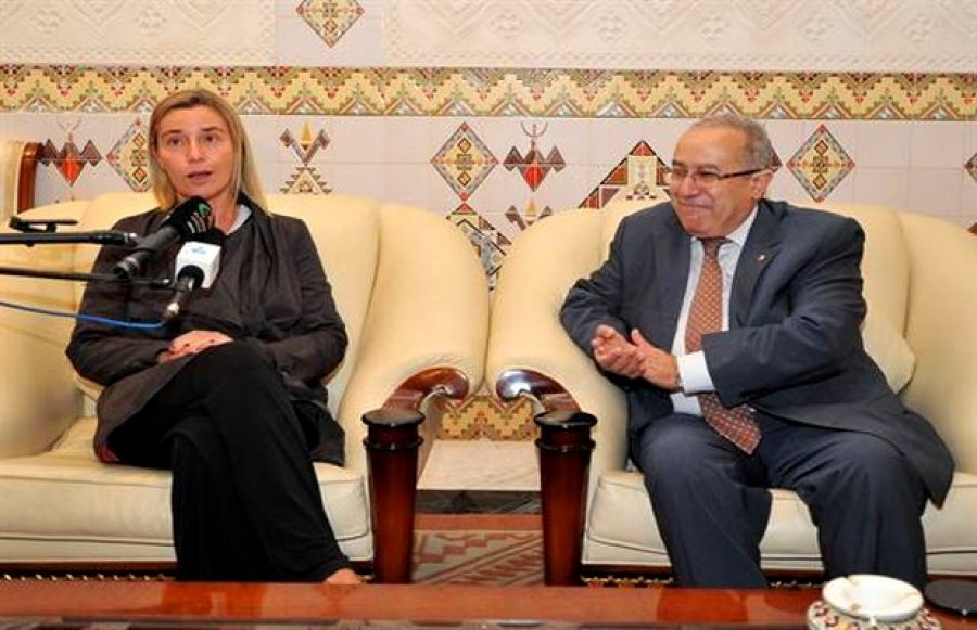 Algeria, a major player for the stability of the Euro-Mediterranean