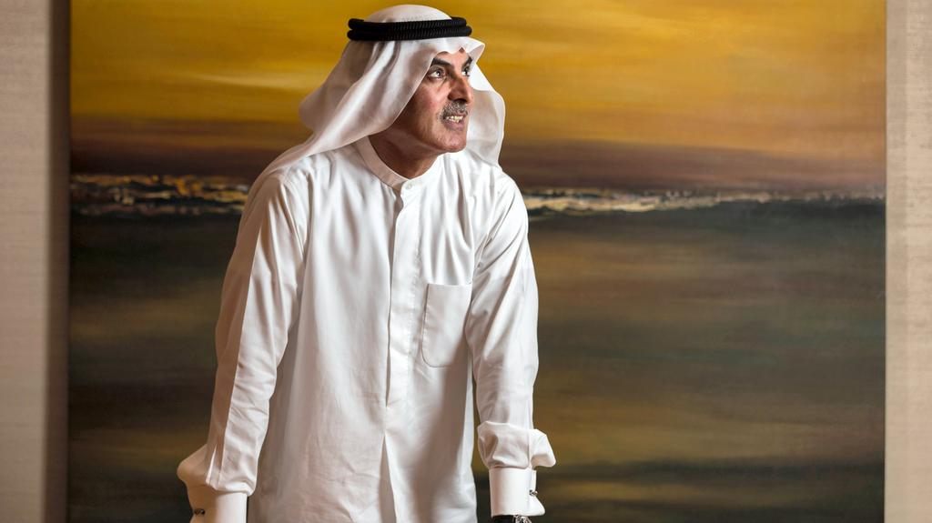 In the Gulf region, Business was as usual and . . .