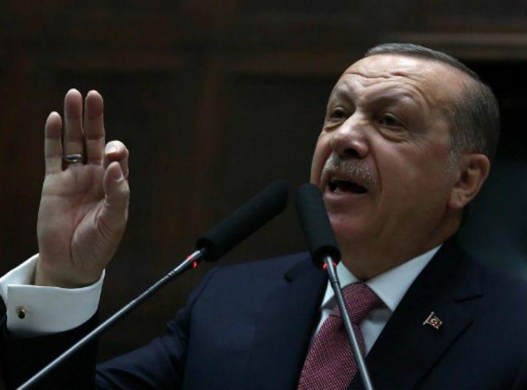 Visit of Turkey's president to Algeria