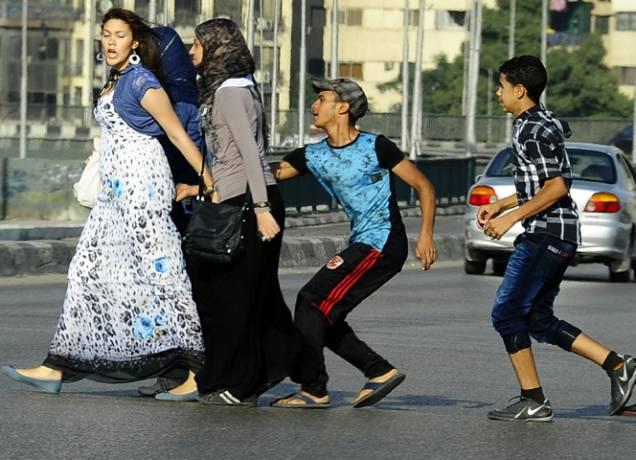 aaa025299d7a83 99% der Ägypterinnen erleben sexuelle Belästigung | mena-watch.com