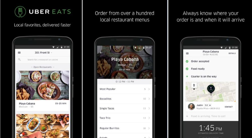 Uber Eats to launch in Riyadh and Cairo