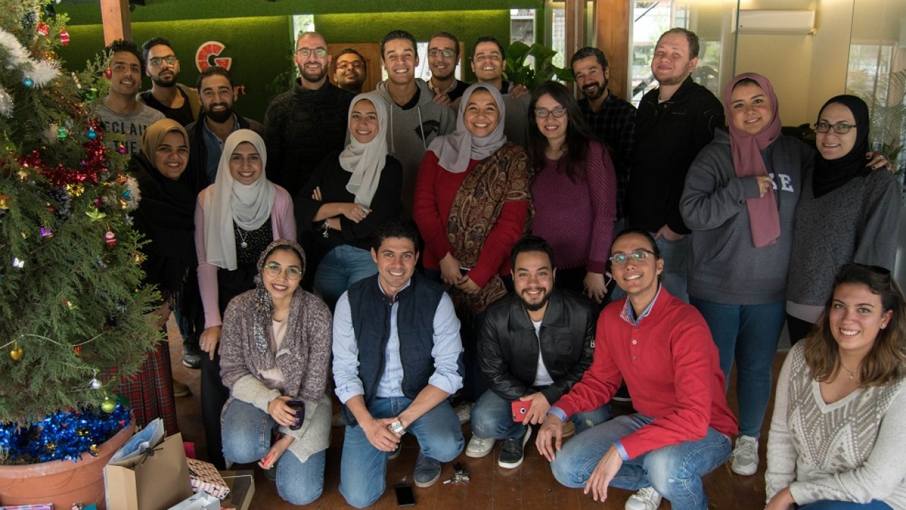 Amr Fawzi cairo-based online grocery startup goodsmart secures