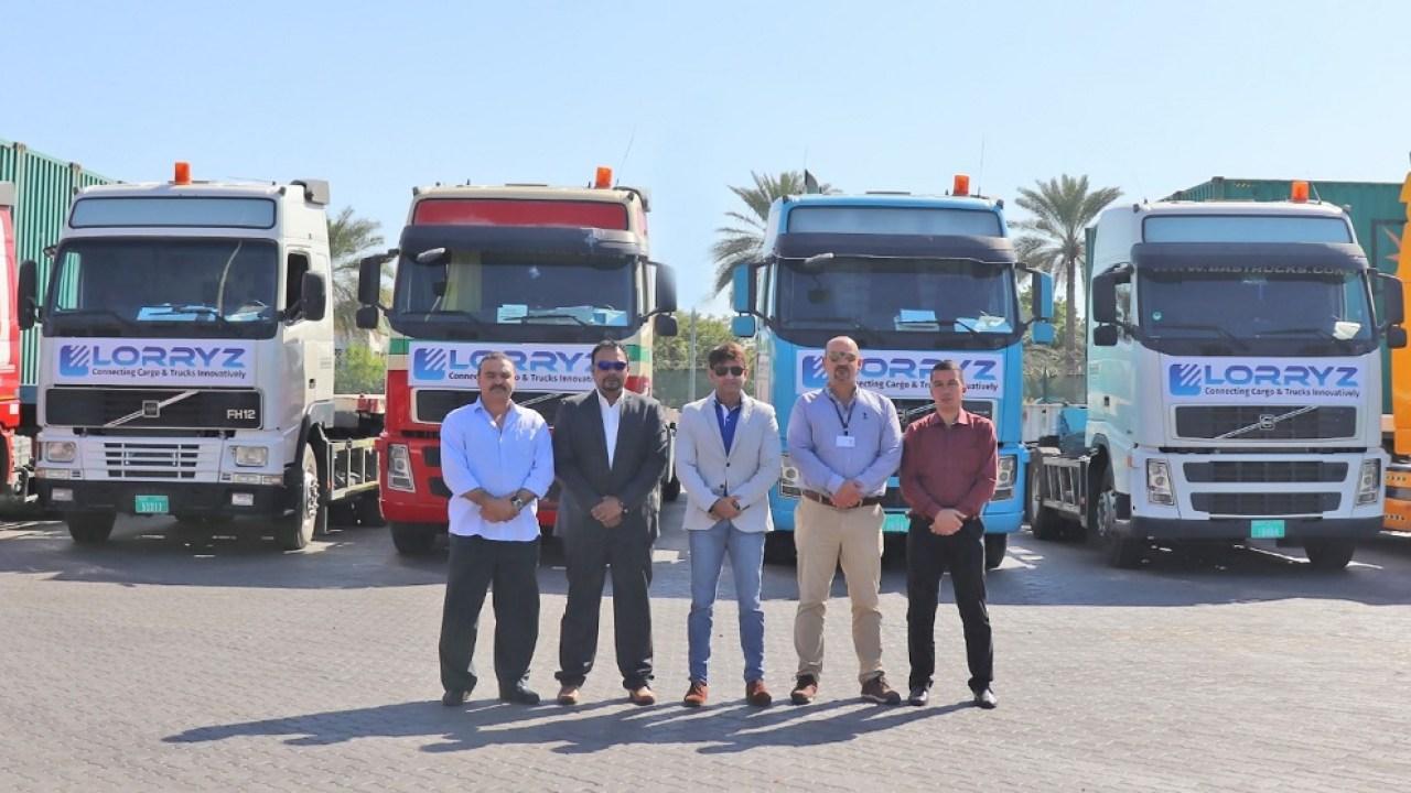Dubai S Lorryz Raises 1 4 Million Seed For Its Online Freight