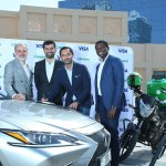 Careem partners with Visa to provide its captains with real-time access to their earnings