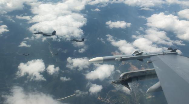 korean us joint military drills