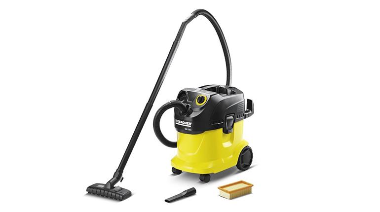 L'aspirateur à poussière