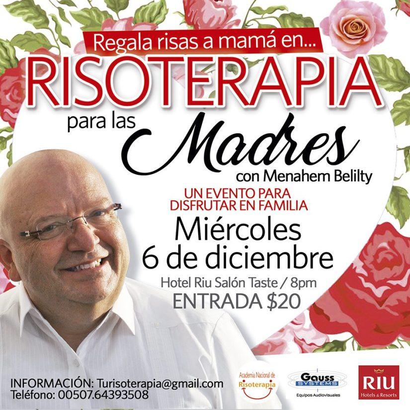 Dia de la Madre Panama 2017 con Menahem Belilty, RIU Hotels