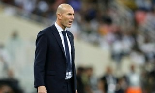حدث في مثل هذا اليوم  ٣١ أيار ٢٠١٨  استقالة زيدان من تدريب ريال