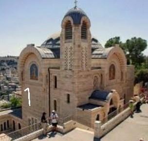 كنيسة صياح الدّيك- فوزي حنا