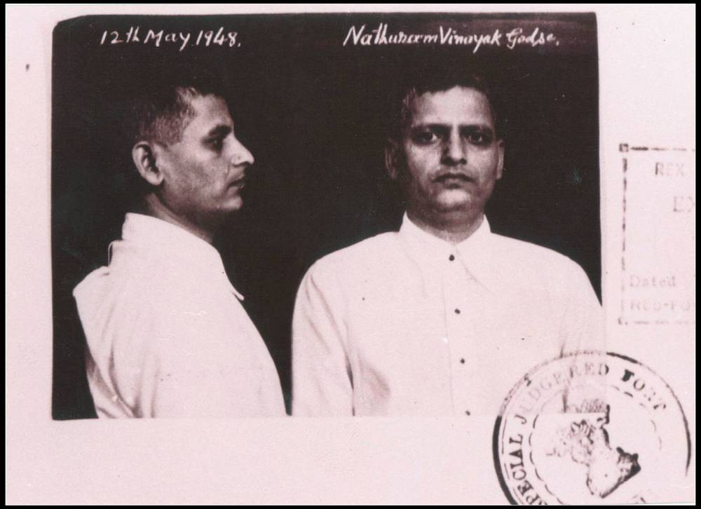 Image result for nathuram godse